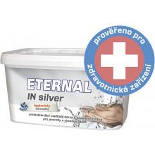 ETERNAL IN SILVER antibakteriální malířská barva s obsahem stříbra 1kg