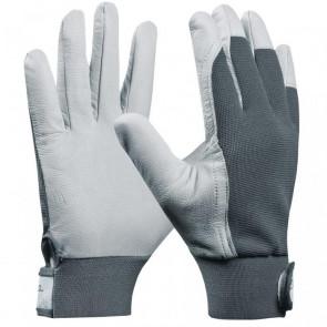 GEBOL 703432 pracovní rukavice Uni Fit vel.9 Comfort šedé