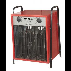 Ma-Tech MT0047 elektrické topidlo 22kW