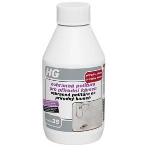 HG ochranná politura pro přírodní kámen (HG výrobek 35)