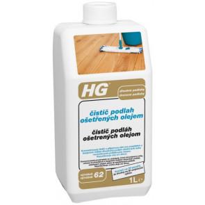 HG čistič podlah ošetřených olejem (čistič olejových podlah) (HG výrobek 62)
