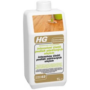 HG intenzivní čistič podlah ošetřených olejem (intenzivní čistič olejových podlah) (HG výrobek 63)