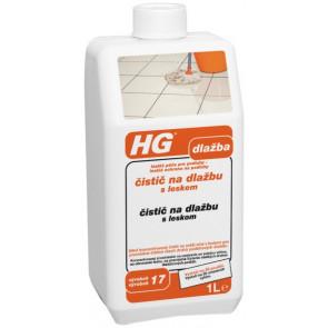 HG čistič na dlažbu s leskem (HG lesklá péče pro podlahy) (HG výrobek 17)