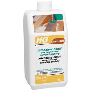 HG intenzivní čistič pro laminátové plovoucí podlahy (HG výrobek 74)