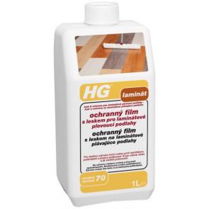 HG ochranný film s leskem pro laminátové plovoucí podlahy (lesk & ochrana pro laminátové plovoucí podlahy) (HG výrobek 70)