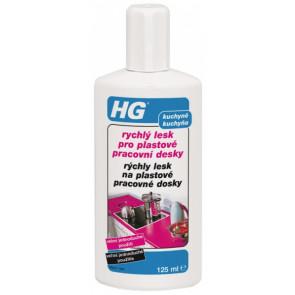 HG rychlý lesk pro plastové pracovní desky