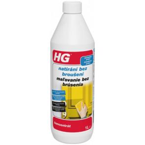 HG natírání bez broušení