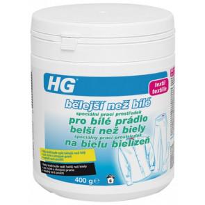 HG bělejší než bílé speciální prací prostředek pro bílé prádlo