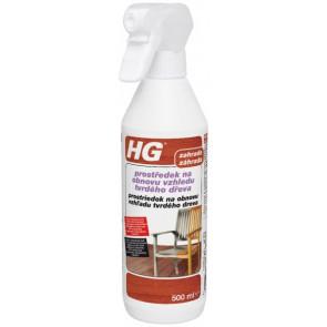HG prostředek na obnovu vzhledu tvrdého dřeva