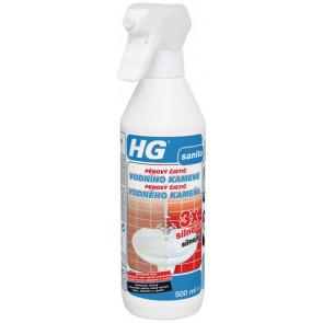 HG pěnový čistič vodního kamene 3x silnější