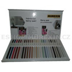 MUREXIN Vzorník kazeta FM 60 Premium/SIL 60 FX 65/SIL 65