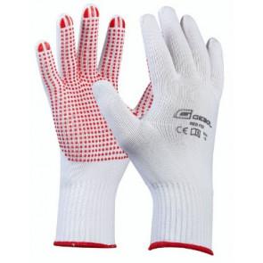 GEBOL 709252 úpletové rukavice s nopy vel.8 SB