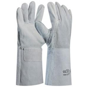 GEBOL 709208A svářečské rukavice, vel.10 Profi, délka 35cm