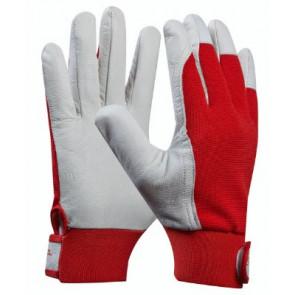 GEBOL 703434 pracovní rukavice Uni Fit vel.11 Comfort černé