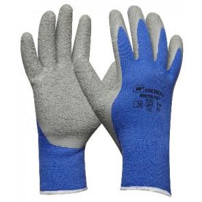 GEBOL 709590 pracovní rukavice modré vel.10 Winter Eco