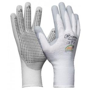 GEBOL 709278W pracovní rukavice vel.10 Multifunkční Eco bílá