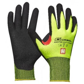 GEBOL 709821 pracovní rukavice Cut vel.9 Master Cut 5 Plus