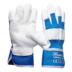 GEBOL 709708 dětské rukavice Junior 4-6r. Premium Blue