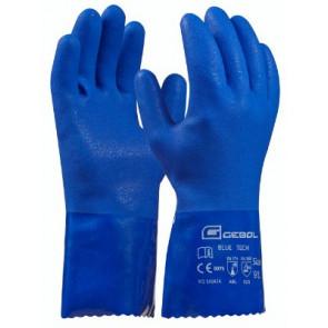 GEBOL 709923 pracovní rukavice Blu Tech vel. 9