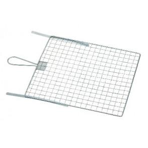 GEBOL 752083 stírací mřížka kovová 27x30cm