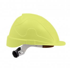 GEBOL 704004 ochranná helma neon-žlutá Modell Bau