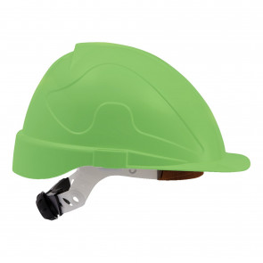 GEBOL 704005 ochranná helma neon-zelená Modell Bau