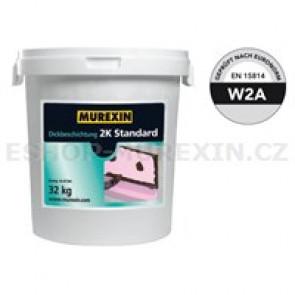 MUREXIN Izolační stěrka živičná 2K Standard 32kg