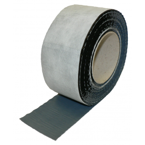 SOUDABAND BUTYL-FLEECE 100MM/10M