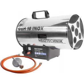 GÜDE GGH 10 INOX horkovzdušná plynová turbína 10kW