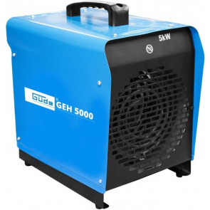 GÜDE GEH 5000 elektrický přímotop 5kW