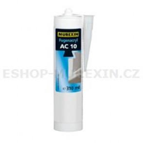 MUREXIN Spárovací hmota akrylová AC 10 bílá 310ml