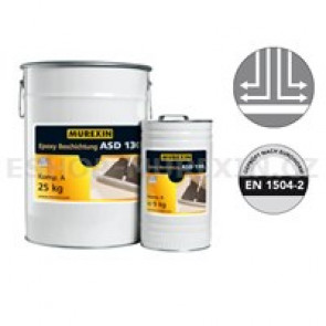 MUREXIN Epoxidový antistatatický povlak ASD 130 složka A 25kg šedá RAL7032