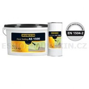 MUREXIN Nátěr uzavírací Aqua Sealing RAL odstín skupina 1 AS 1500 7,5 kg/A