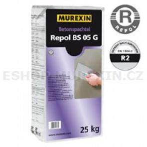 MUREXIN Repol Betonová stěrka BS 05 G    5kg