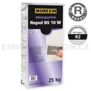 MUREXIN Repol Betonová stěrka BS 10 W  25kg