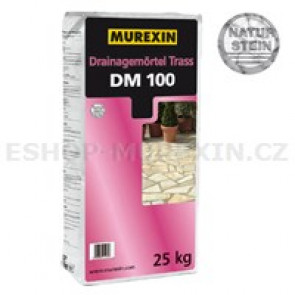 MUREXIN Malta drenážní DM 100  25 kg
