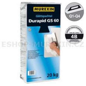 MUREXIN Stěrka vyhlazovací Durapid GS 60  20 kg