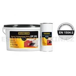 MUREXIN Nátěr uzavírací epoxidový barevný EP 20 složka B šedá RAL 7032  1,5kg