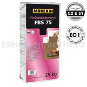 MUREXIN Lepící malta pro tekuté lože rychlá  FBS 75 25kg
