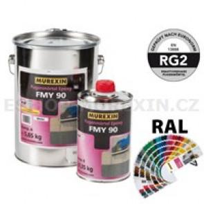 MUREXIN Spárovací malta Epoxy FMY 90 A+B barevná dle RAL 6 kg
