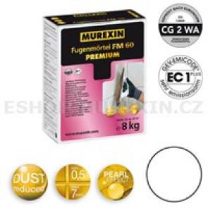 MUREXIN Spárovací malta  FM 60 Premium 8 kg bílá