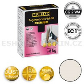 MUREXIN Spárovací malta  FM 60 Premium 2 kg jasmin