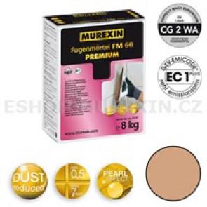 MUREXIN Spárovací malta  FM 60 Premium 2 kg miel