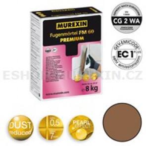 MUREXIN Spárovací malta  FM 60 Premium 4 kg nussbraun