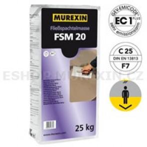 MUREXIN Nivelační hmota podlahová  FSM 20 25 kg