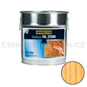 MUREXIN HL 2500 lazur.ochrana dřeva bezbarvý 0.75l