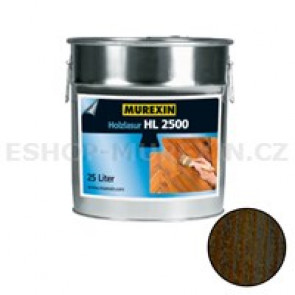 MUREXIN HL 2500 lazur.ochrana dřeva ořech 0.75l