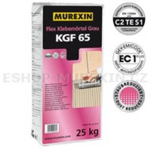 MUREXIN Lepicí malta Flex KGF 65 šedá    25 kg