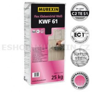 MUREXIN Lepicí malta Flex KWF 61 bílá bezprašná  25 kg