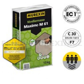 MUREXIN Nivelizační hmota MAXIMO M 61 13 kg